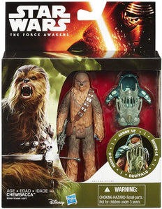 "Star Wars Force Awakens - Chewbacca - 3.75"" action figure"