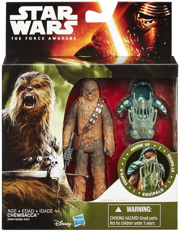 Star Wars Force Awakens - Chewbacca - 3.75