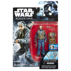"Star Wars Rogue One - Bodhi Rook - 3.75"" action figure"