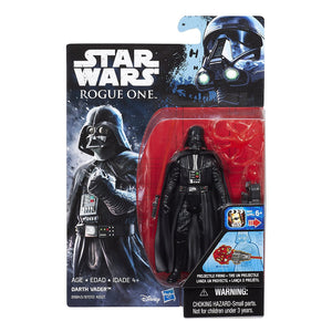 "Star Wars Rogue One - Darth Vader - 3.75"" action figure"