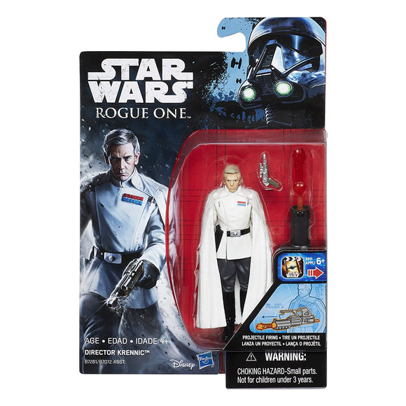 Star Wars Rogue One - Director Krennic - 3.75