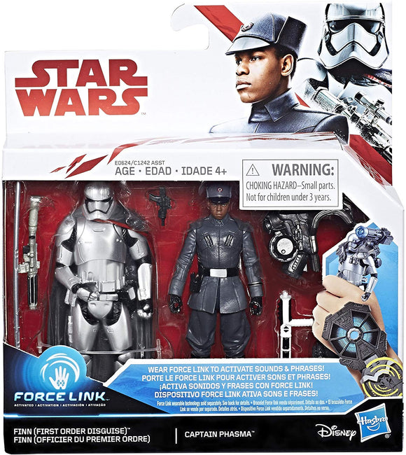Star Wars - Captain Phasma v Finn (First Order Disguise) - 3.75