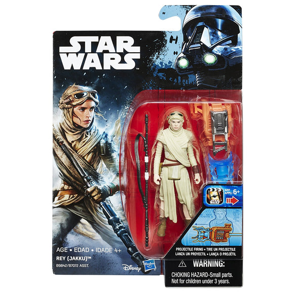 Star Wars Force Awakens - Rey (Jakku) - 3.75