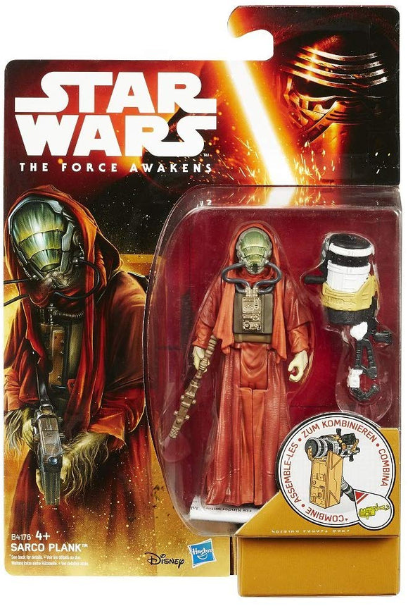 Star Wars Force Awakens - Sarco Plank - 3.75