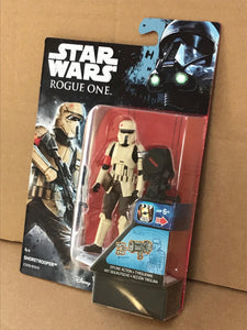 "Star Wars Rogue One - Shoretrooper - 3.75"" action figure"