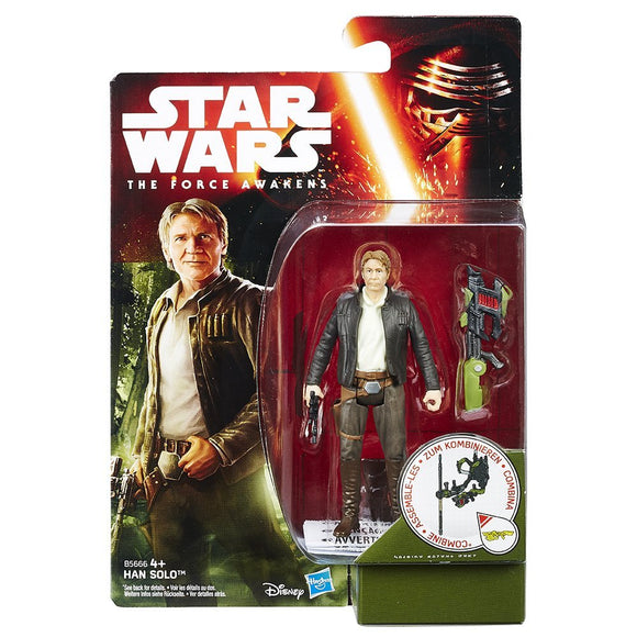 Star Wars Force Awakens - Han Solo - 3.75