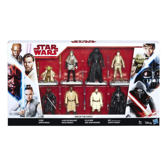 Star Wars - Era of the Force 8 Figure Pack