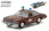 Greenlight Hollywood Diecast - Smokey And The Bandit - Sheriff Buford 77 Pontiac