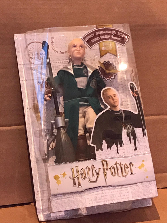 Harry Potter - Draco Malfoy Quidditch Doll GJD71