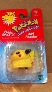 POKEMON - PULL BACKS - Pikachu