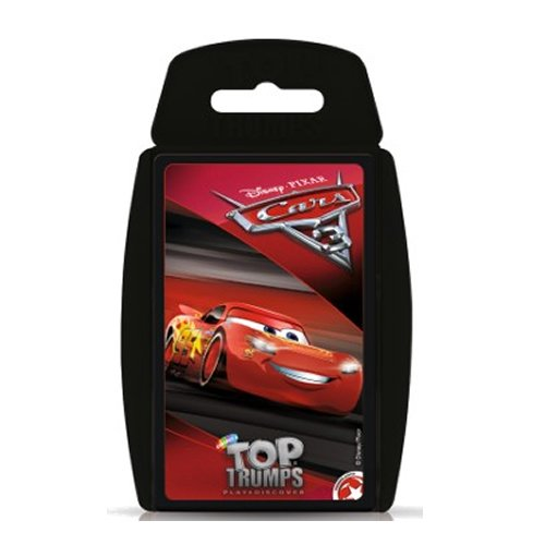DISNEY CARS 3 - Top Trumps card game