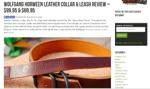Best Leather article link