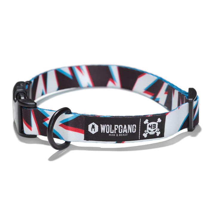 Wolfgang 3D print Block43 dog collar
