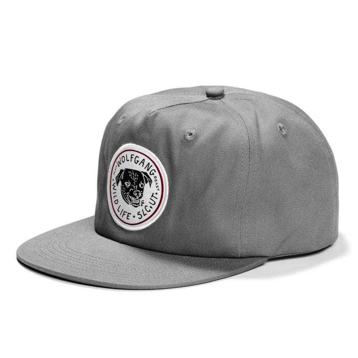 WildLife SNAPBACK UNSTRUCTURED HAT Made in the USA by Wolfgang Man & Beast