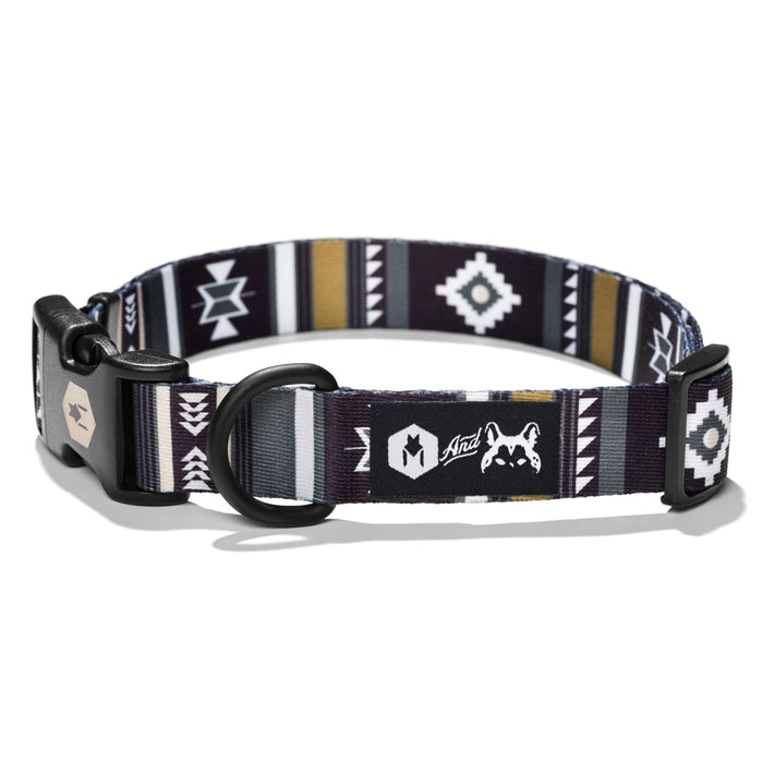LokiWolf DOG COLLAR Made in the USA by Wolfgang Man & Beast