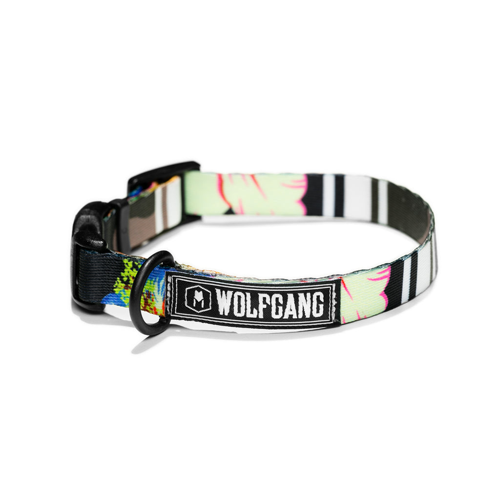 StreetLogic DOG COLLAR Made in the USA by Wolfgang Man & Beast