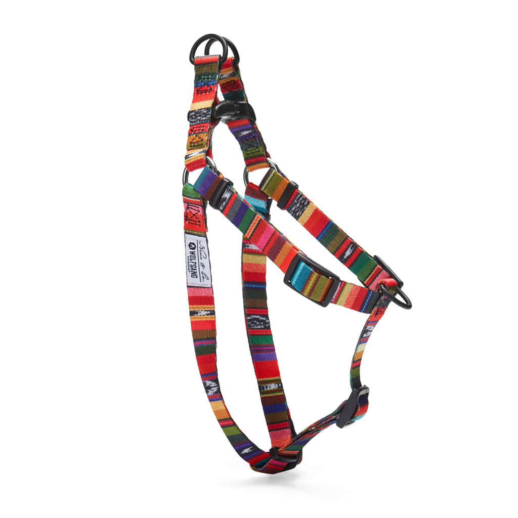 Antigua COMFORT DOG HARNESS Made in the USA by Wolfgang Man & Beast