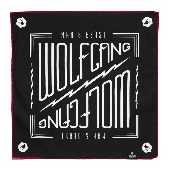 Bolt BANDANA Made in the USA by Wolfgang Man & Beast