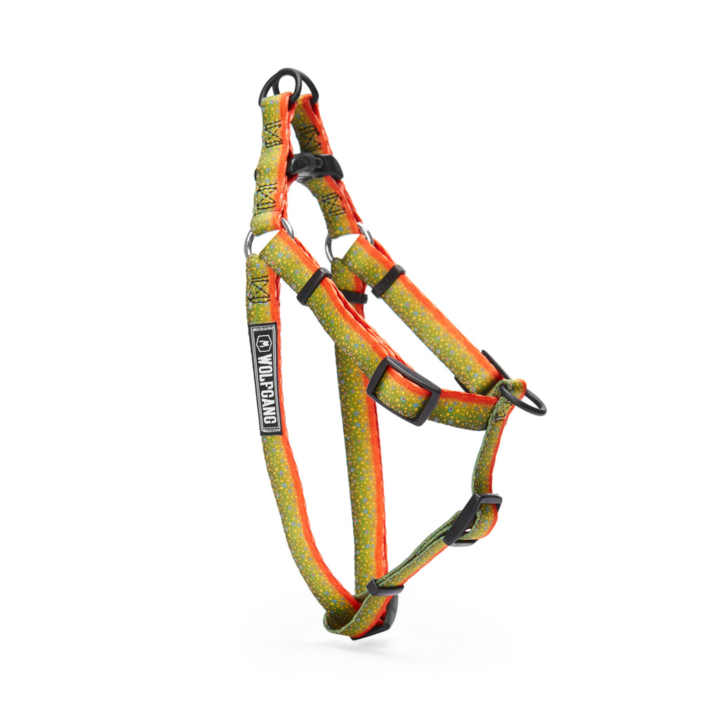 BrookTrout COMFORT DOG HARNESS-Wolfgang Man & Beast