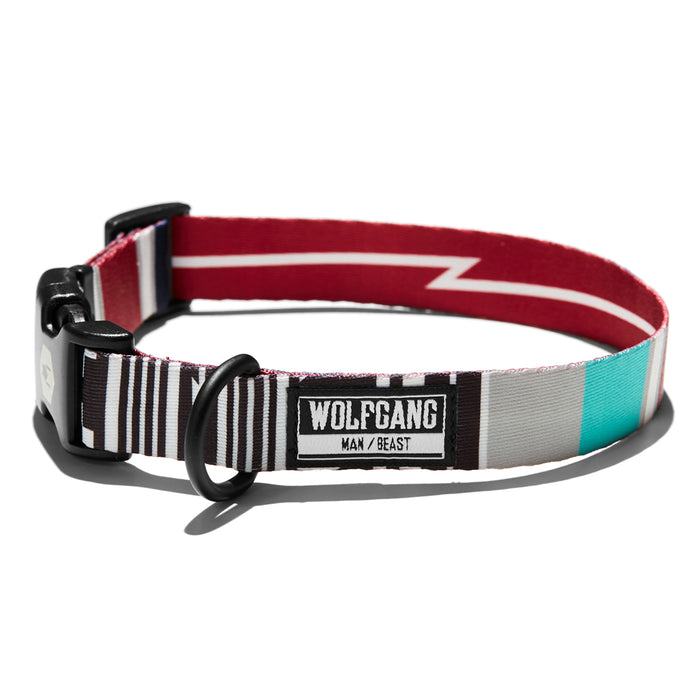 CultureShock DOG COLLAR Made in the USA by Wolfgang Man & Beast