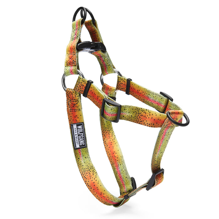 CutBow COMFORT DOG HARNESS Made in the USA by Wolfgang Man & Beast