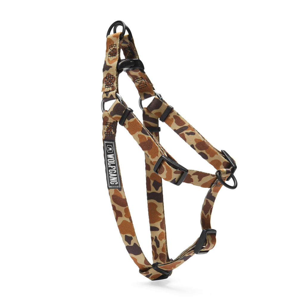 DuckBlind COMFORT DOG HARNESS Made in the USA by Wolfgang Man & Beast