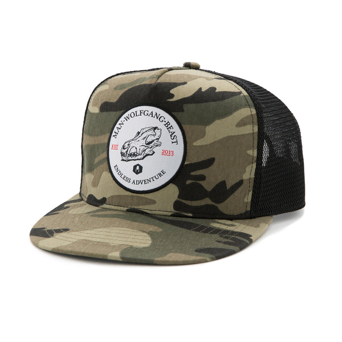 Endless SNAPBACK TRUCKER HAT