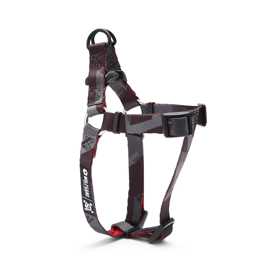 GeoDrip COMFORT DOG HARNESS Made in the USA by Wolfgang Man & Beast