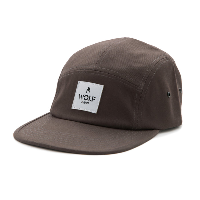 GreyWolf 5-PANEL UNSTRUCTURED HAT