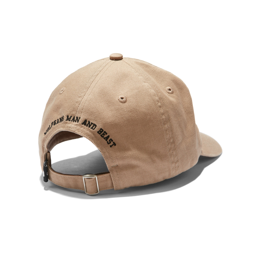 Hardware DAD HAT Made in the USA by Wolfgang Man & Beast