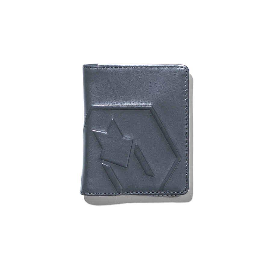 Heeler LEATHER MONEY CLIP WALLET Made in the USA by Wolfgang Man & Beast