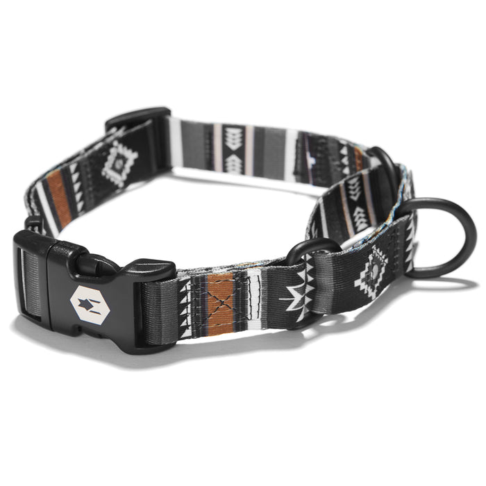 LokiWolf MARTINGALE DOG COLLAR Made in the USA by Wolfgang Man & Beast