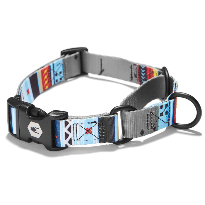 NativeLines MARTINGALE DOG COLLAR Made in the USA by Wolfgang Man & Beast