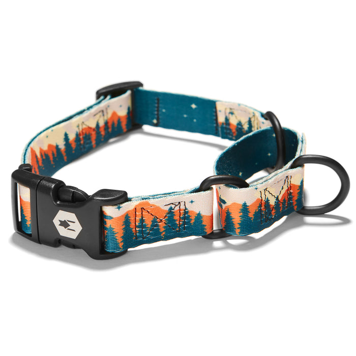 OverLand MARTINGALE DOG COLLAR-Wolfgang Man & Beast