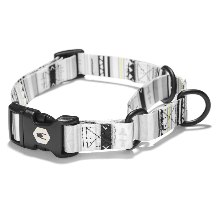 WhiteOwl MARTINGALE DOG COLLAR-Wolfgang Man & Beast