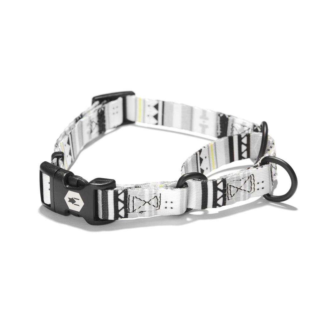 WhiteOwl MARTINGALE DOG COLLAR Made in the USA by Wolfgang Man & Beast