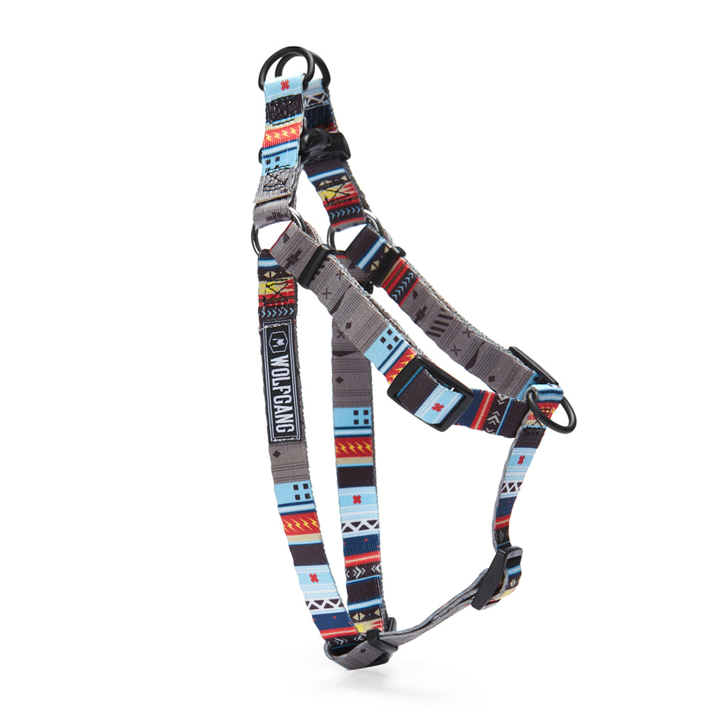 NativeLines COMFORT DOG HARNESS Made in the USA by Wolfgang Man & Beast