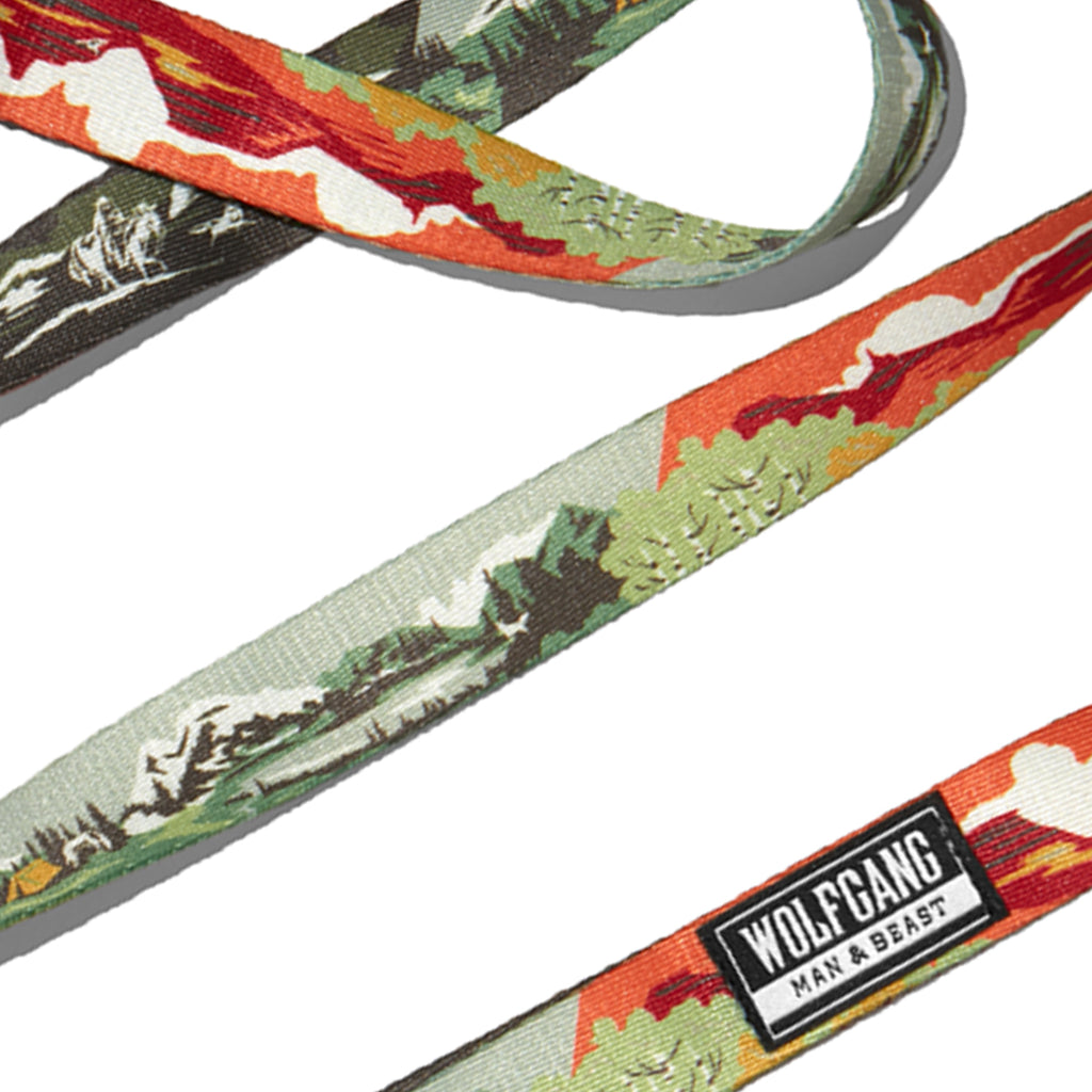 OldFrontier DOG COLLAR Made in the USA by Wolfgang Man & Beast
