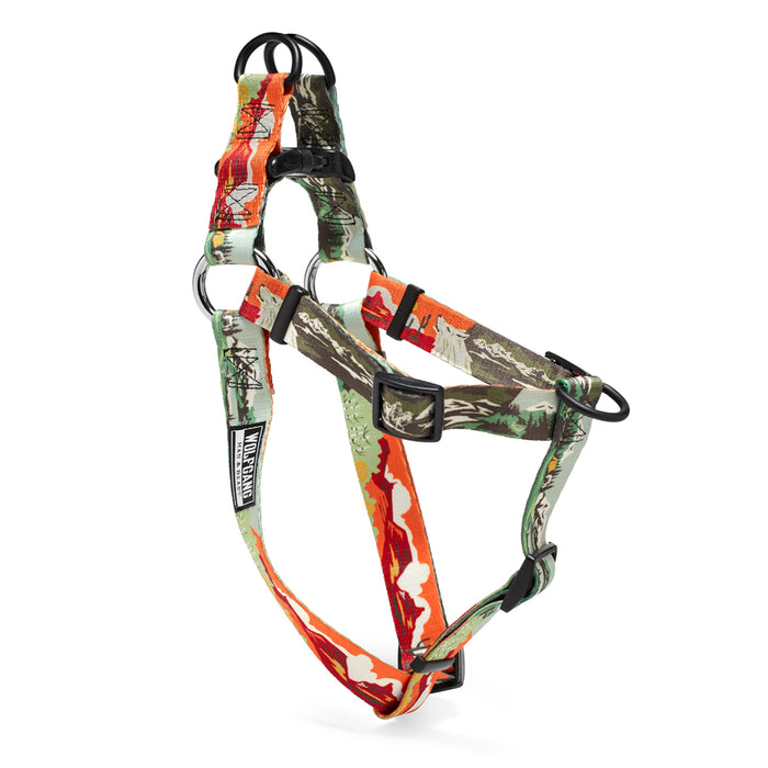 OldFrontier COMFORT DOG HARNESS-Wolfgang Man & Beast