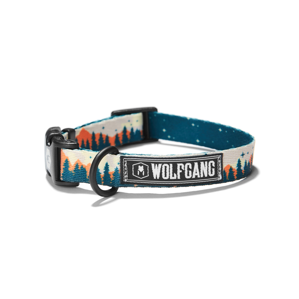 OverLand DOG COLLAR Made in the USA by Wolfgang Man & Beast