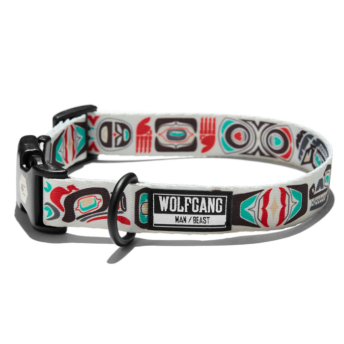 PacificNorth DOG COLLAR Made in the USA by Wolfgang Man & Beast
