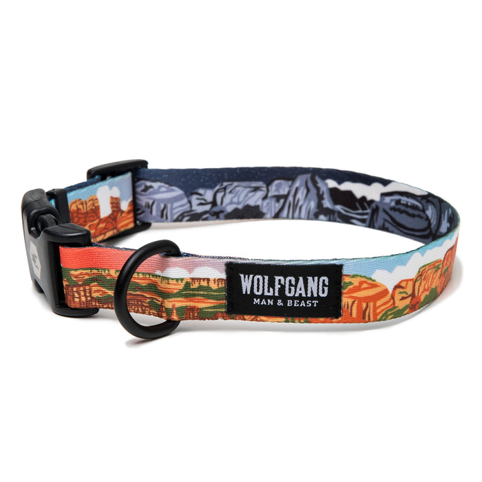 ParkLands DOG COLLAR-Wolfgang Man & Beast