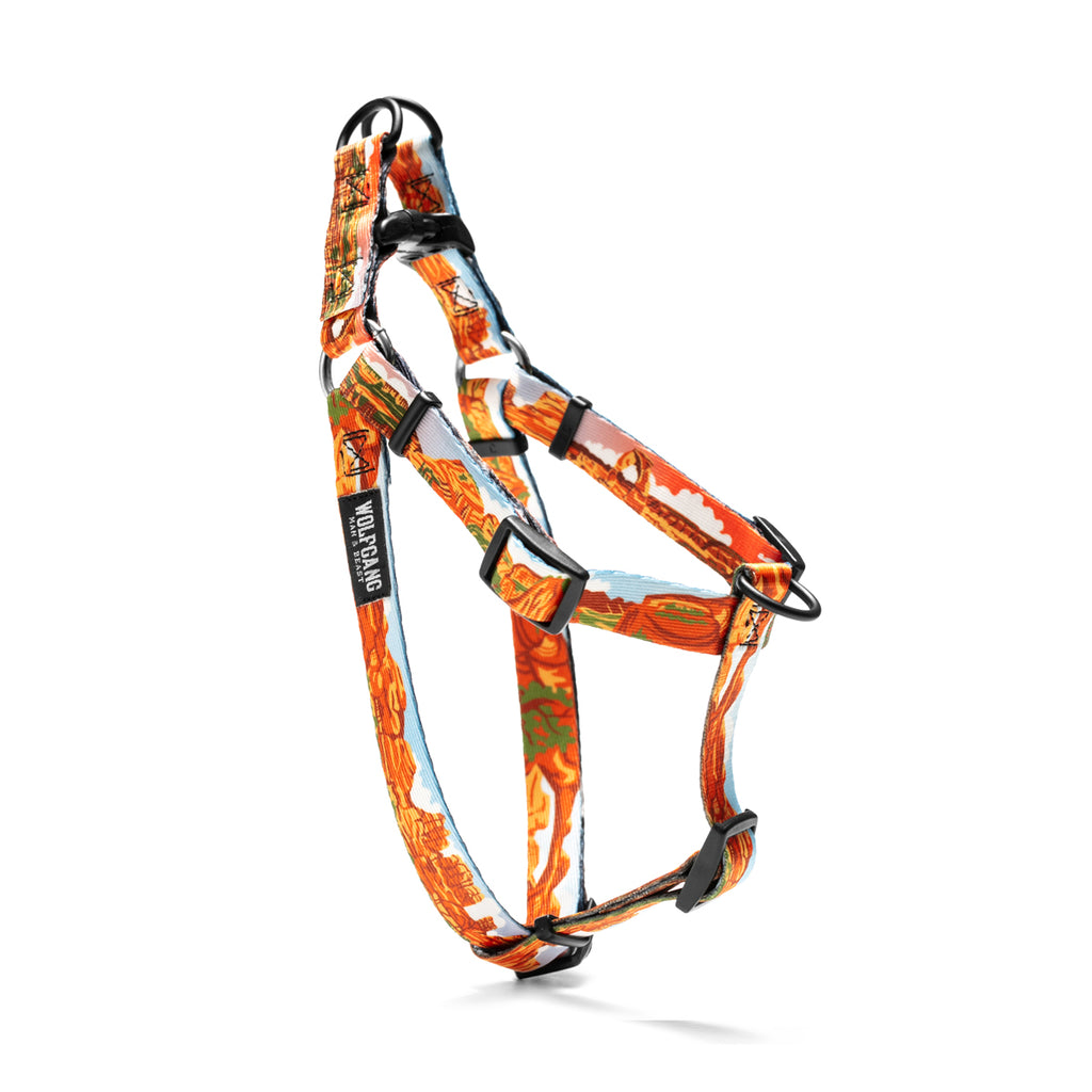 ParkLands COMFORT DOG HARNESS-Wolfgang Man & Beast