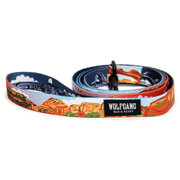ParkLands DOG LEASH-Wolfgang Man & Beast