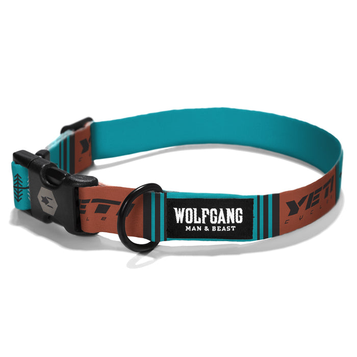 Yeti DOG COLLAR-Wolfgang Man & Beast