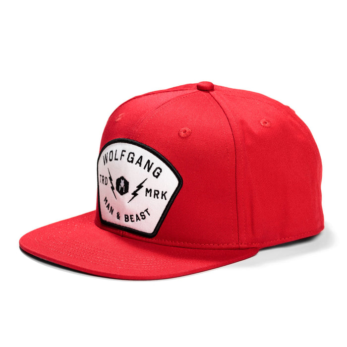 TradeMark SNAPBACK HAT Made in the USA by Wolfgang Man & Beast