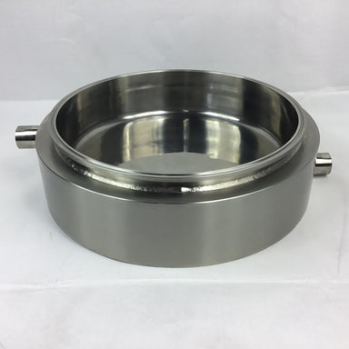 "Shatter Platter - 1/2"" Female NPT Water Jacketed"
