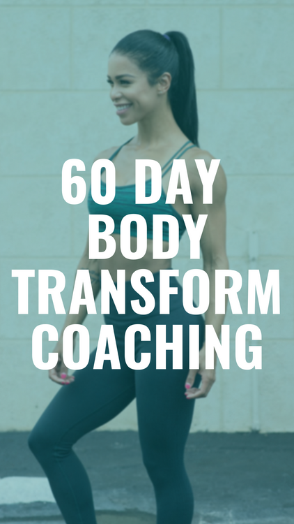 60 Day Transformation Coaching