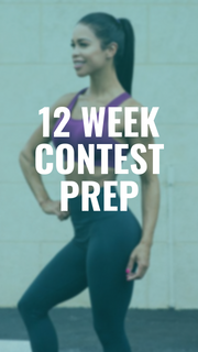 12 Week Contest Prep
