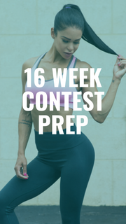 16 Week Contest Prep
